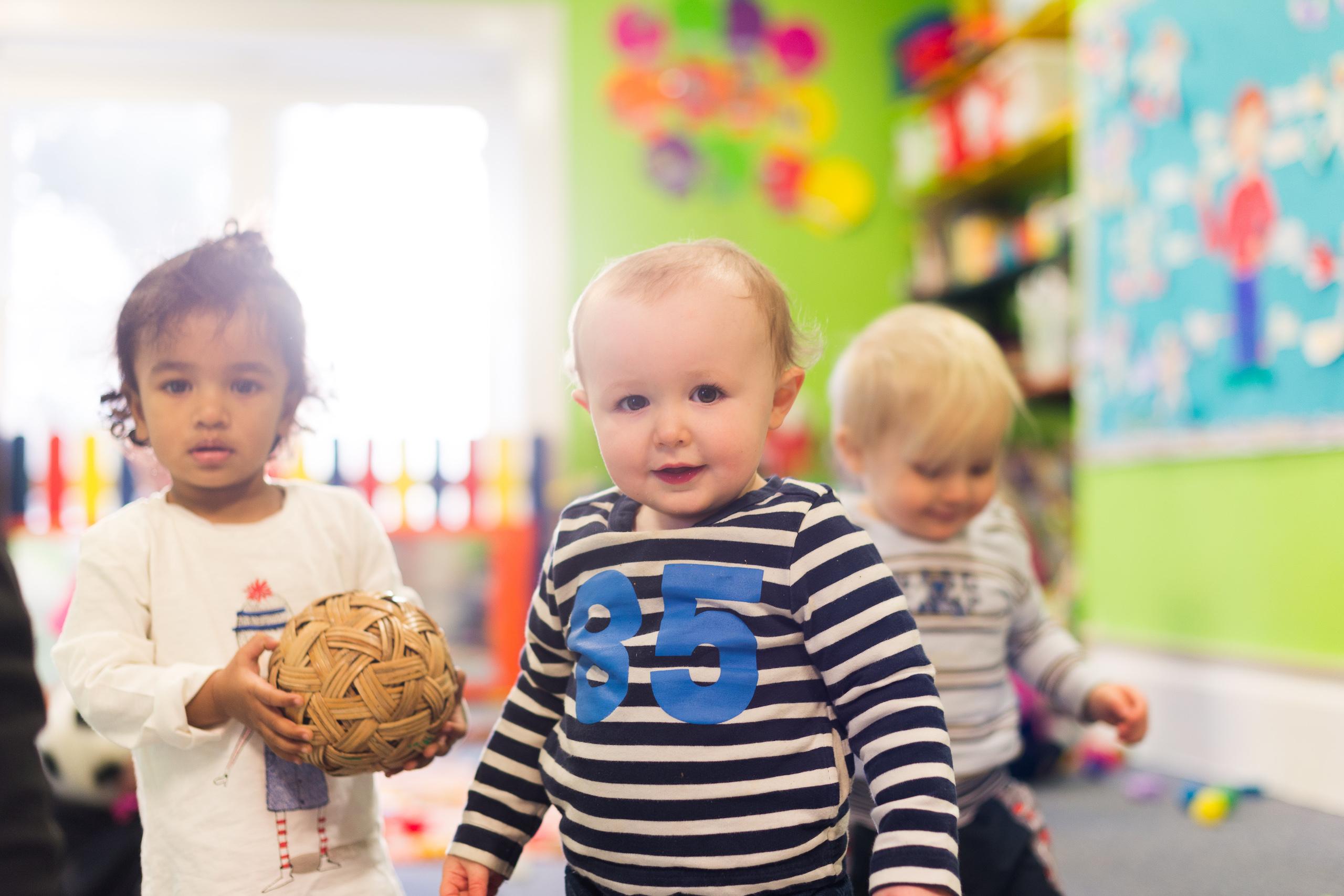Jigsaw Nursery - Tiddlers