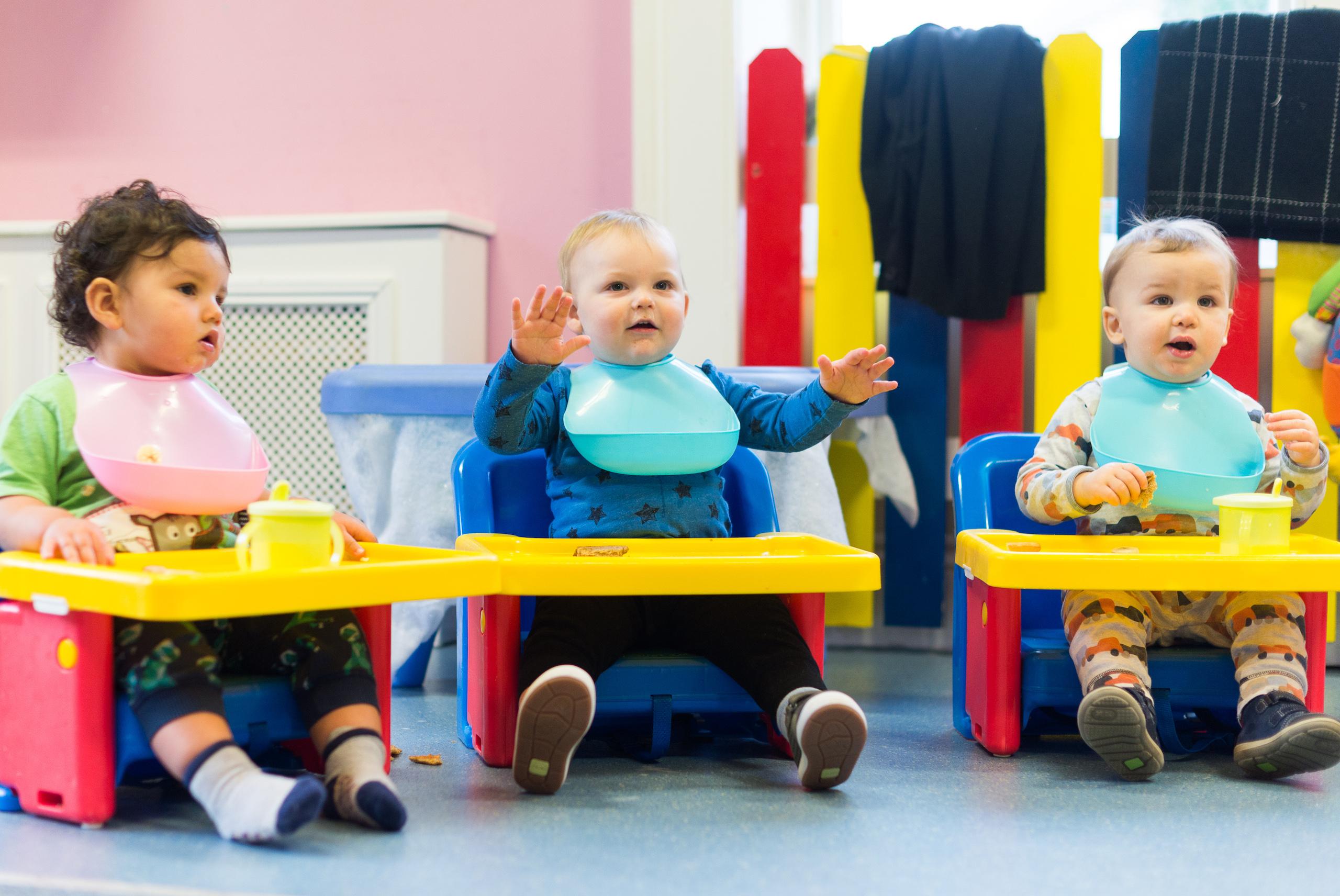Jigsaw Nursery - Toddlers
